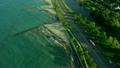 空撮 シカゴ スカイラインの動画 26852259