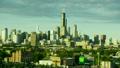 空撮 シカゴ スカイラインの動画 26852303