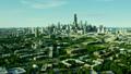 空撮 シカゴ スカイラインの動画 26852374