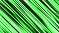 【Manga · Animation style effect】 Streamline · Swiss (from upper left to lower right) / green / 15 seconds loop 26888859