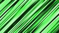 【マンガ・アニメ風効果】流線・スイッシュ(左下から右上へ)/緑/15秒ループ 26888877