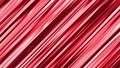 【マンガ・アニメ風効果】流線・スイッシュ(左下から右上へ)/赤/15秒ループ 26888880
