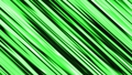 【マンガ・アニメ風効果】流線・スイッシュ(右下から左上へ)/緑/15秒ループ 26888885
