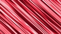 【マンガ・アニメ風効果】流線・スイッシュ(右下から左上へ)/赤/15秒ループ 26888889