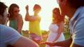 ビーチ 浜辺 ピクニックの動画 26898264