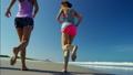 ビーチ 浜辺 スポーツの動画 26898386