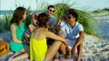 ビーチ 浜辺 ピクニックの動画 26898409