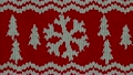 Knitted Holidays Loop  26909376