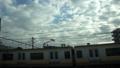 中央線 電車の窓からの風景 27244925