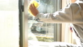 house, cleaning, window 27554309