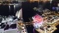 メガポリス横浜 みなとみらい夜景 タイムラプス ズームイン 27572750