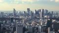 タイムラプス 新宿 都市の動画 27697911