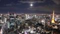 東京 タイムラプス 六本木の動画 27703171