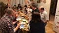 食事 家庭 家族の動画 27724737