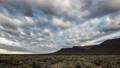 Desert with cloudy sky timelapse 27781509