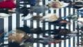 タテ素材 東京タイムラプス 汎用 大都会東京の交差点を行き交う群衆 交差点 パン 27785221