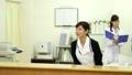 人物 病院 看護師の動画 27860122