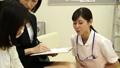 视频素材医院候诊室诊断护士 27863408