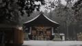 諏訪大社 雪景色 27896996