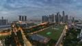 シンガポール タイムラプス 都市の動画 27972968
