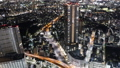 Megapolis東京流動車燈池袋夜景時間推移修復 27997947