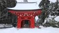 1月 雪の鐘楼 比叡山延暦寺の東塔 28069171