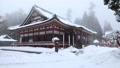 1月 雪の大講堂 比叡山延暦寺の東塔 28069172