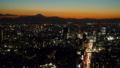タイムラプス 日没 東京の動画 28111964