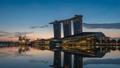 シンガポール タイムラプス マリーナベイの動画 28117165