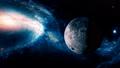 月 スペース 空間の動画 28353055