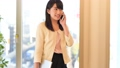 若い女性、電話、スマホ、ビジネスイメージ 28409113