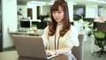 ビジネスウーマン 女性 キャリアウーマンの動画 28421075
