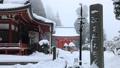 1月 雪の大講堂 比叡山延暦寺の東塔 28691208