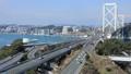 橋 風景 関門橋の動画 28728612
