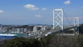 橋 風景 関門橋の動画 28728614