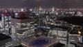 東京 タイムラプス 夜景の動画 28781514