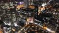 タイムラプス 夜景 夜の動画 28807109