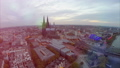 Germany from above, Cologne Koln aerial, city symb 28831834