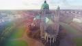 Brussels aerial beautiful national symbol Basilica 28831836