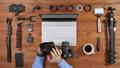 camera tablet desk 28836727