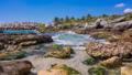 Caribbean beach in Mexico 28850188
