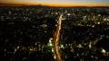 日没 夕焼け 夜景の動画 28906656