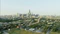 空撮 シカゴ 高層ビル群の動画 29009136