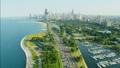 空撮 高層ビル群 超高層建築の動画 29009230