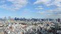 Megapolis Tokyo Cloud ไหลสู่ท้องฟ้าของเมืองใหญ่ Roppongi Toranomon Azabu โตเกียวทาวเวอร์ไทม์แลป 29067600