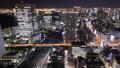 東京 タイムラプス 夜景の動画 29073029