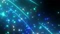 빛의 곡선과 하트 꽃잎 29174579