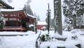 1月 雪の大講堂 比叡山延暦寺の東塔 29372785