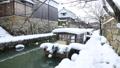 1月 雪の八幡掘 近江の雪景色 29372791