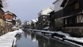 1月 雪の八幡掘 近江の雪景色 29372793